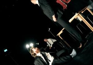 Fra venstre: Cato Skimten Storengen, Kim Sørensen og Per Kjerstad.