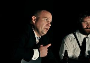Kim Sørensen (t.v.) og Cato Skimten Storengen.