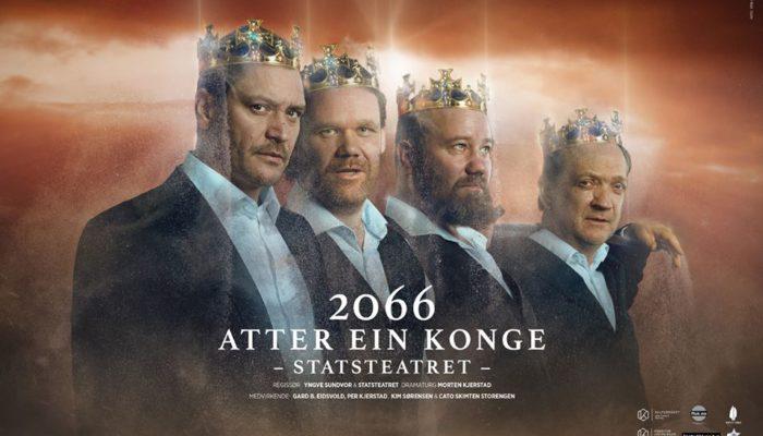 2066 - ATTER EIN KONGE